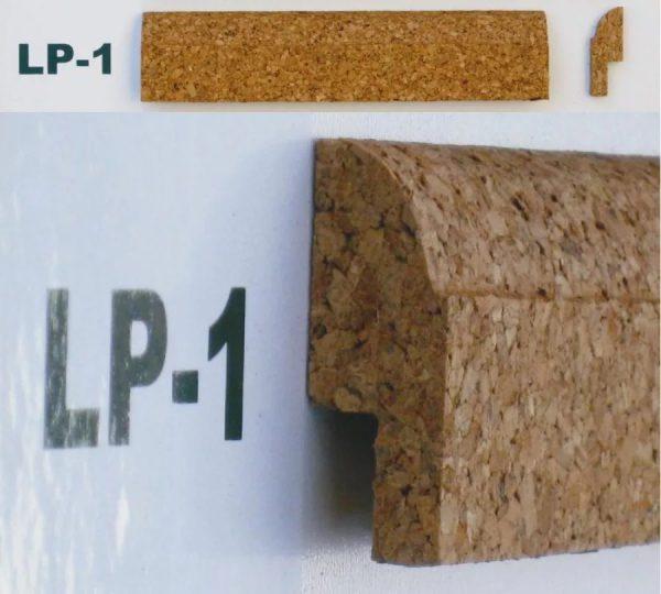 Kork Fußleisten LP-1 60cm