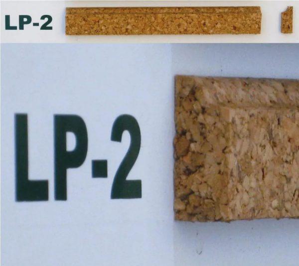 Kork Fußleisten LP-2 60cm