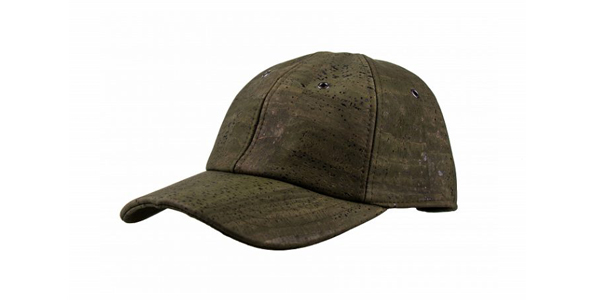 Natural Korkgrüne Kappe