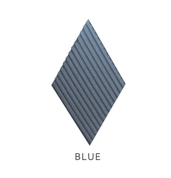 3D Wandpaneele Stripe BLUE
