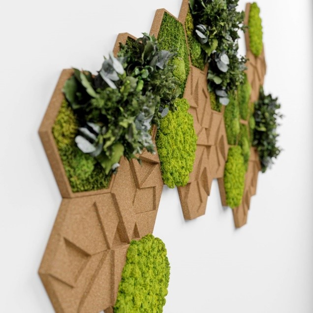 vertikal trädgård
